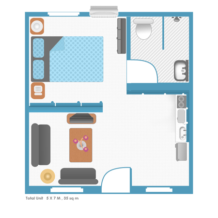 bachelor apartment floor plans submited images